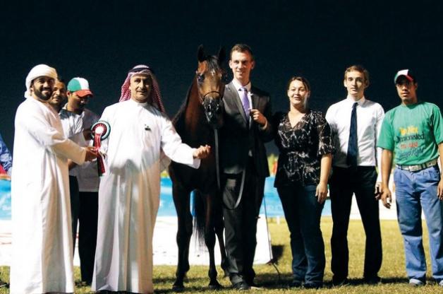 «سوبر هاتريك» لمربط عجمان و «ماجيك» بطل كأس زايد في ختام بطولة الإمارات الوطنية