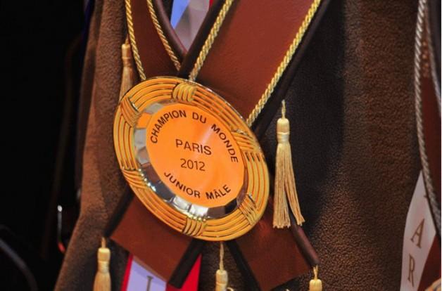 نتائج الأشواط لليوم الأول : بطولة العالم للخيل العربية الأصيلة باريس 2012