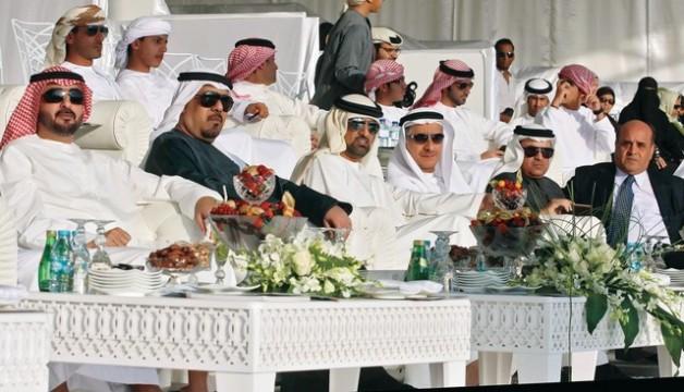 بطولة عجمان لجمال الخيل العربي ٢٠١٣ تختتم اليوم