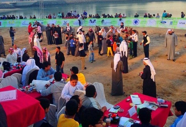 """""""للصبر حدود"""" حكم يتعرض للضرب في بطولة الكويت!"""