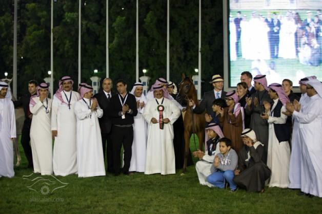 «المعود» يعود من أبوظبي بجوائز المليوني درهم ويؤكد تميزه ب «الإنتاج»