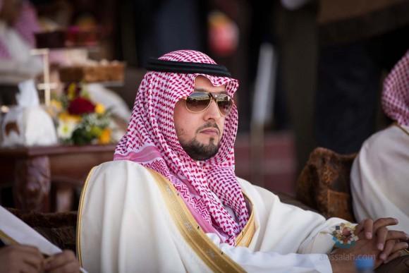 صاحب السمو الأمير عبدالله بن فهد بن عبدالله آل سعود