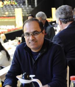 مدير عام مربط دبي محمد التوحيدي