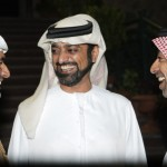 سمو الشيخ عمار بن حميد النعيمي ولي عهد عجمان