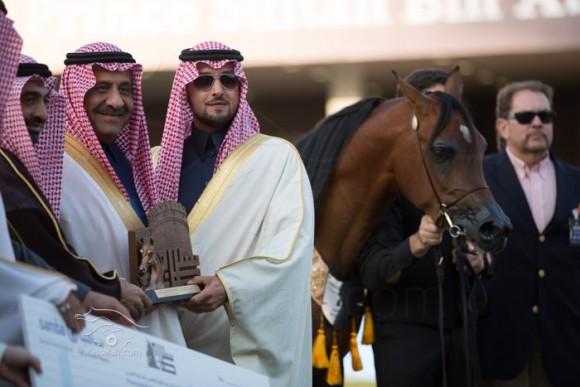 الأمير خالد بن سلطان وعبدالله بن فهد