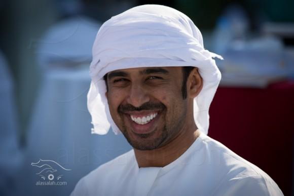 بطولة أبو ظبي ٢٠١٤ - خليفة الشامسي -مربط عجمان
