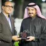 أفضل صحفي للخيول العربية كان من نصيب الإعلامي سعيد سامي
