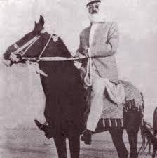عبدالله بن عبدالعزيز فارس صنع رياضة الفروسية