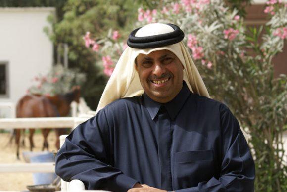 حمد بن علي آل ثاني ٢
