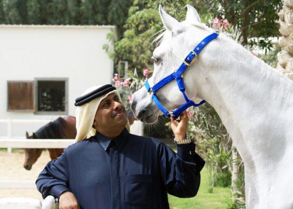حمد بن علي آل ثاني ٣