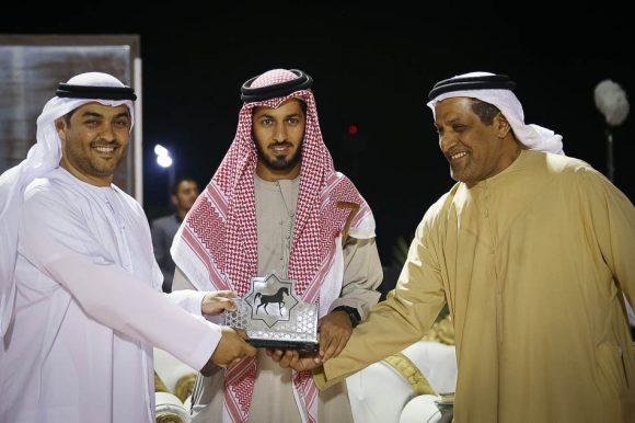 زايد بن حمد يكرم عصام عبدالله ومحمد الحربي