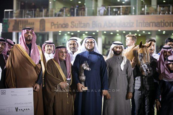 ديلايتس ديفا ار بي(عجمان مونسيونx هونيس ديلايت ار بي) مربط السيد – السعودية.