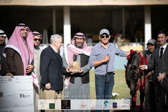 قيصر التنهاة (اكساليبور إي ايه x ستيفانا دبليو) مربط التنهاة – السعودية.