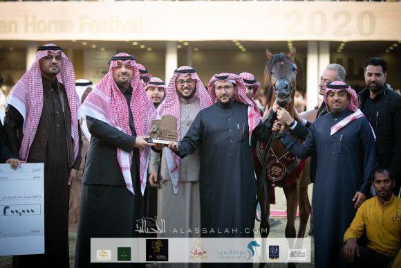 أضواء العرب (اميرالد جي   x اتش كيه جوجو ار ال سي) مربط العرب – السعودية.