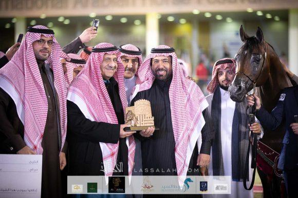اكواتور (كيو ار مارك x اكليبتيكا) مربط المخلديات- السعودية.