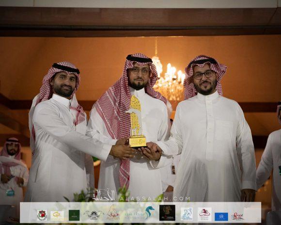 """""""ورد المعود"""" ومربط السيد يحلقان بكأسي خالد الفيصل في بطولة الأنتاج المحلي"""