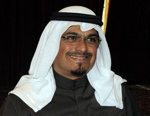 رئيس اللجنة المنظمة للمهرجان الشيخ الدكتور علي ناصر العلي الصباح