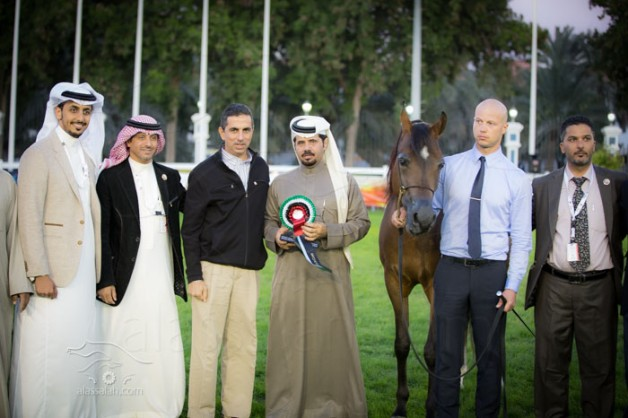 خلل في الإجراءات الجمركية تغيب المرابط السعودية عن المنافسة على ألقاب بطولة ابوظبي الدولية ٢٠١٤