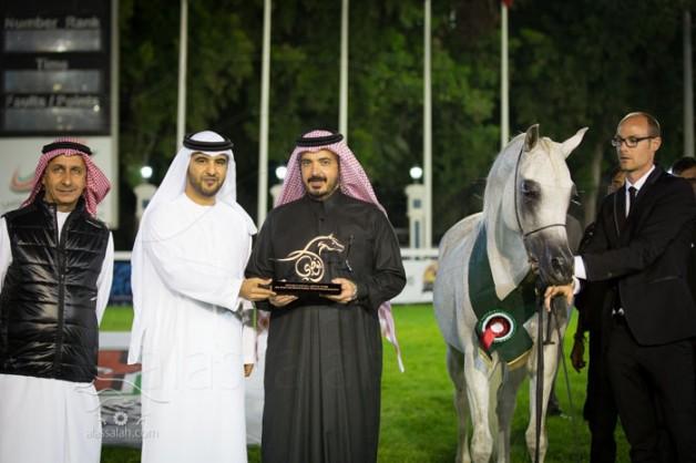 المرابط الإماراتية وبكل جدارة استحواذ شبه تام على ألقاب بطولة ابوظبي الدولية للجمال ٢٠١٤