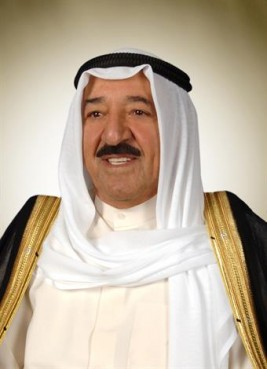 صاحب السمو امير الكويت الشيخ صباح الاحمد الجابر الصباح