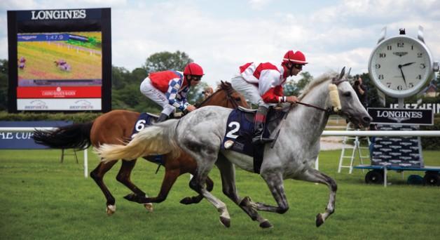 الجواد «أميرتو» يمنح فرنسا كأس رئيس الإمارات للخيول العربية في ألمانيا – سباقات السرعة