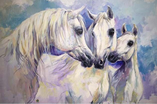دراسة حديثة: التغيرات الجينية في الخيول ساعدت على ترويضها