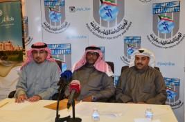 ٢٣٢ من الخيل العربية الاصيلة تتنافس ببطولة الكويت الثالثة للجمال الجمعة المقبل