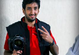إنضمام المبدع (محمد ابوحيمد) لفريق عمل صحيفة الأصالة