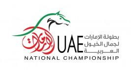 بطولة الإمارات الوطنية لجمال الخيول العربية