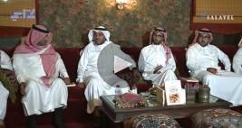 """فيديو: امسية سلايل الرمضانية """"إضاءات حول كتاب قانون صفات الخيل العربية"""""""