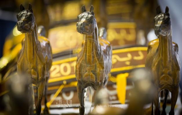 حمدان بن راشد يفتتح «دولية دبي للجواد العربي» اليوم و 289 جواداً تتنافس على الألقاب