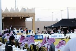«التنهاة للمزادات» ينجح بتحقيق مليون ريال في مزاده الـ٦٤ للخيل العربية