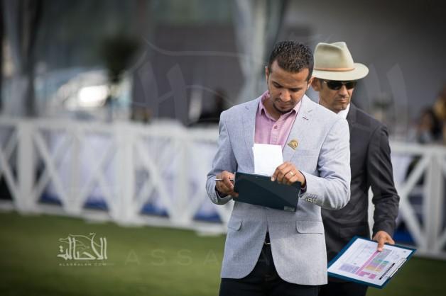 (المحياوي) في بطولة العالم لمنظمة الجواد العربي (شانتلي 2017).. ثقة صادفت أهلها