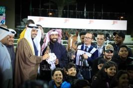 النتائج النهائية لمهرجان الكويت الدولي للجواد العربي ٢٠١٩