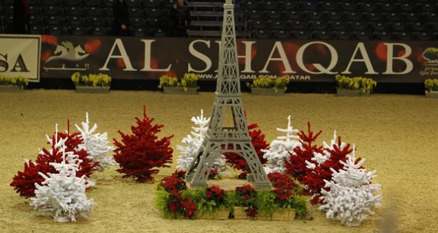 نتائج الفئات لبطولة كأس العالم للخيل العربية الأصيلة باريس ٢٠١١