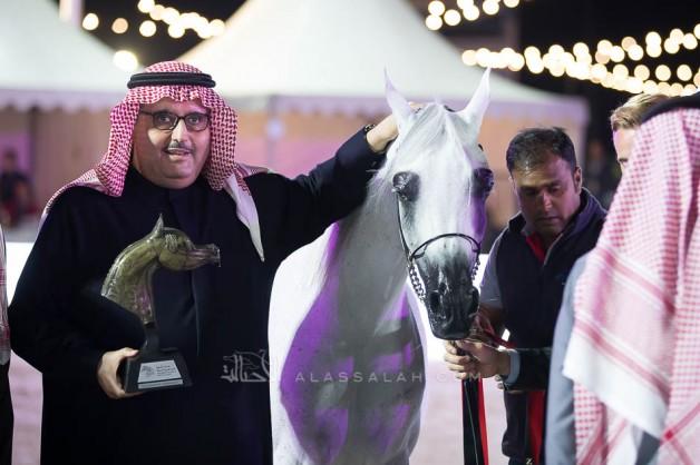 اربع ألقاب ملونة لخيول «عذبه» في بطولة الشرقية الدولية ٢٠١٩