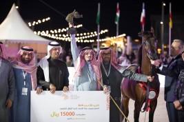 النتائج النهائية بالصور لبطولة الشرقية الدولية لجمال الخيل العربية 2019