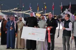 نتائج اليوم الأول لبطولة كأس الخليج للخيل المصرية 2019