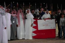النتائج النهائية لبطولة كأس الخليج للخيل المصرية 2019