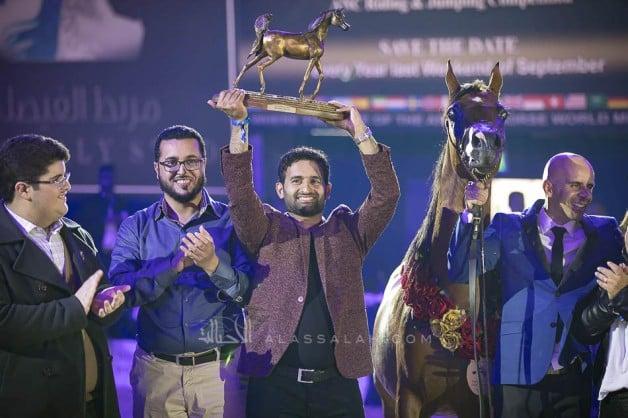 النتائج النهائية بالصور لبطولة كأس كل الأمم آخن 2019 للخيول العربية