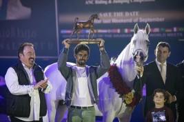أصايل «عمّار بن حميد» تحصد ذهبيتين وفضية في بطولة كل الأمم آخن 2019