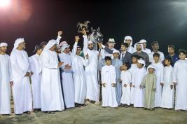 النتائج النهائية لمهرجان الشارقة كلباء 2019 للجواد العربي