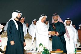 """حاكم عجمان يشهد الحفل الختامي لفعاليات الدورة العاشرة لبطولة """"جمال الخيل العربي"""""""