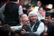 صور مقتطفة من اليوم الختامي من بطولة العالم باريس ٢٠١٩