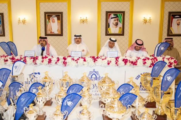 سباق شادويل العالمي بميدان الأمير سلطان يوم الخميس المقبل