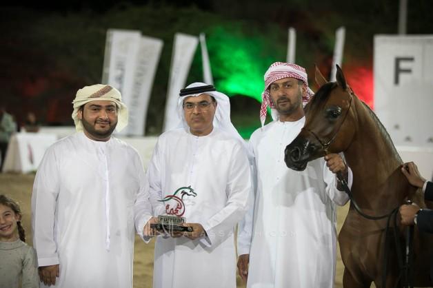 عبدالعزيز المرزوقي:دعم بطولة الفجيرة بتوجيه من محمد بن راشد واستراتيجية متوزانة لمشاركات مربط دبي