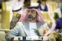 «عمار النعيمي» أيادي بيضاء ودعم بمجالات مختلفة للخيول العربية
