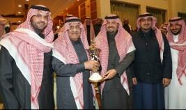 """""""مباشر الخالدية"""" يتوج بلقبكأس الأمير سلطان بن عبدالعزيز العالمي 2020"""