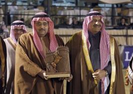 عبدالعزيز بن احمد: أي أمر يتولاه خالد بن سلطان سيكون عنوانه التميز