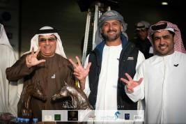 صور مقتطفة من اليوم الختامي من مهرجان الأمير سلطان العالمي 2020 لجمال الخيل العربية